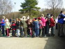 22 kwietnia 2006r. akcja Starostwa Powiatowego:  Sprzątamy wokół naszych jezior i rzek - fot. Dominika Cyfka